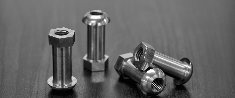 Refabrication de pièces automobile : ecrou-reglage-suspension-2CV