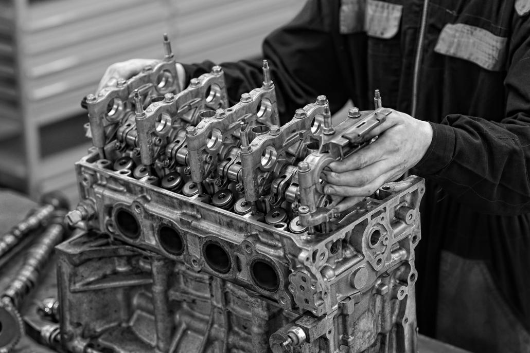 Préparation moteur : lotus-S1