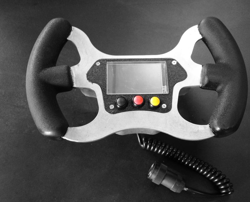 Etude de machine spéciale : volant-prototype