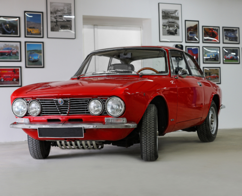 Restauration automobile : Bertone GT 1300