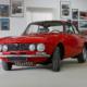 Restauration automobile : Bertone GT 1300