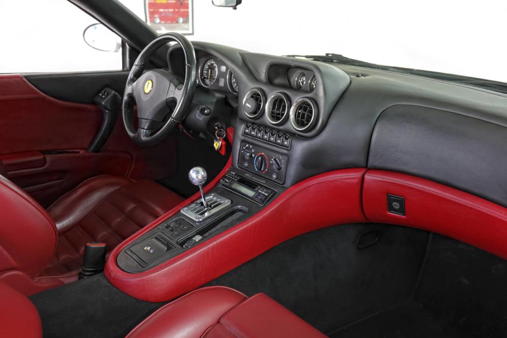 restauration automobile sportive : Ferrari maranello