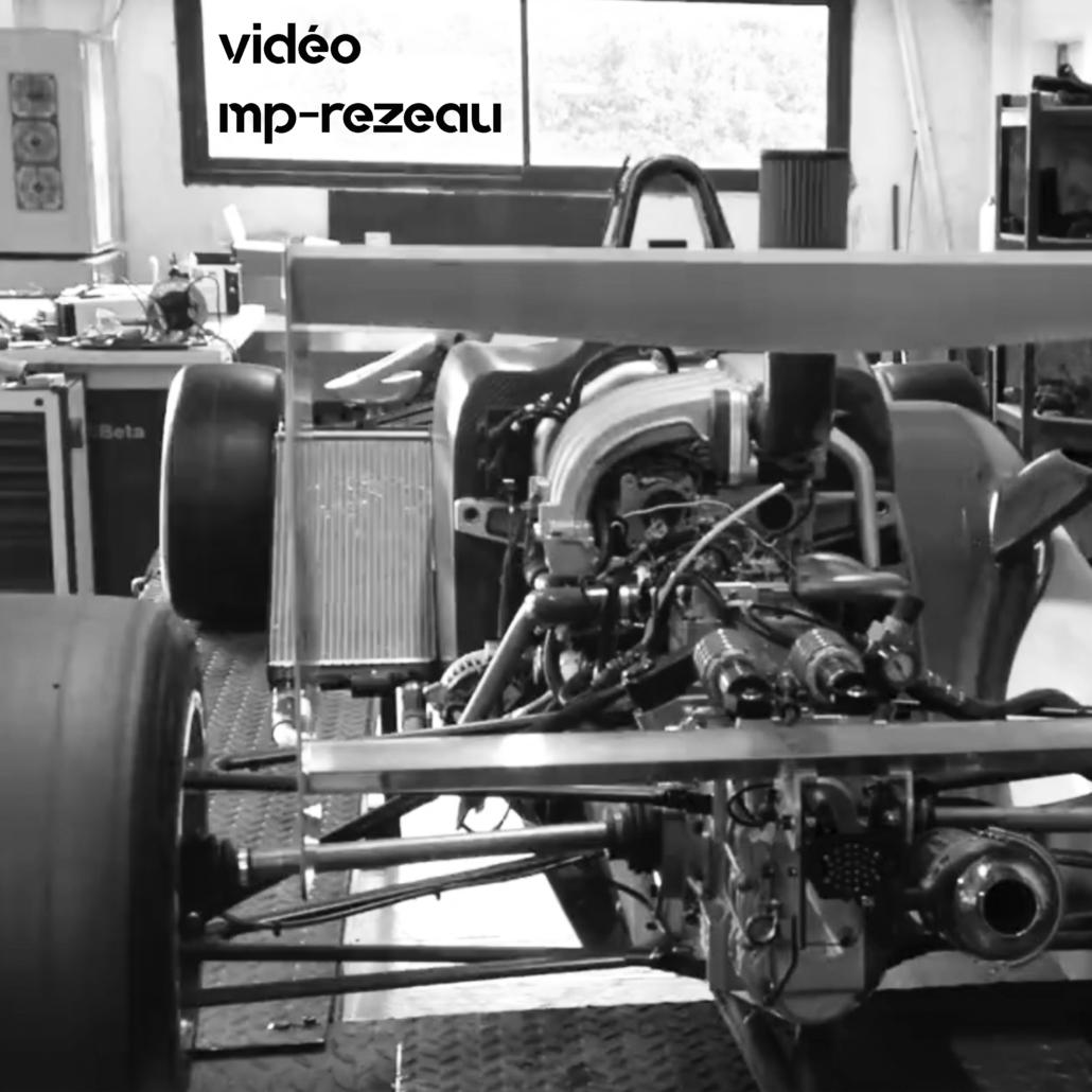 Démonstrateur industriel, une boite robotisée