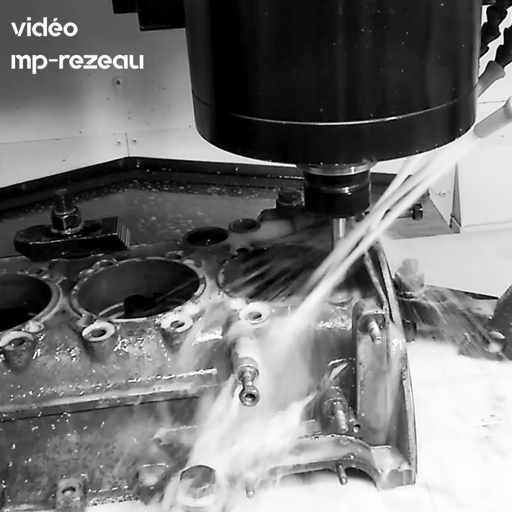 Préparation moteur automobile: porsche 2,7l - S cartère au magniesium