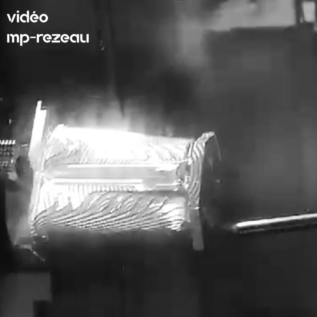 Optimisation moteurs bateaux de course : tuyere-echappement