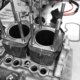 Restauration moteur Fiat 500 R