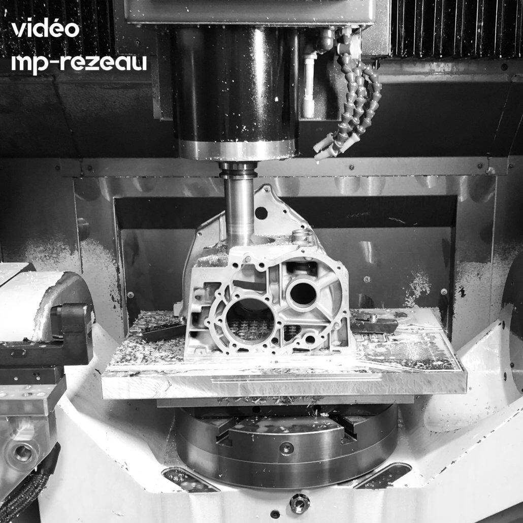 Alésage bloc moteur Fiat 500 R